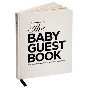 The Tiny Universe Baby Gæstebog (norsk) The Baby Guest Book Norsk